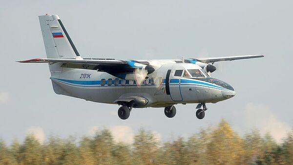 Let L-410 Turbolet. Архивное фото