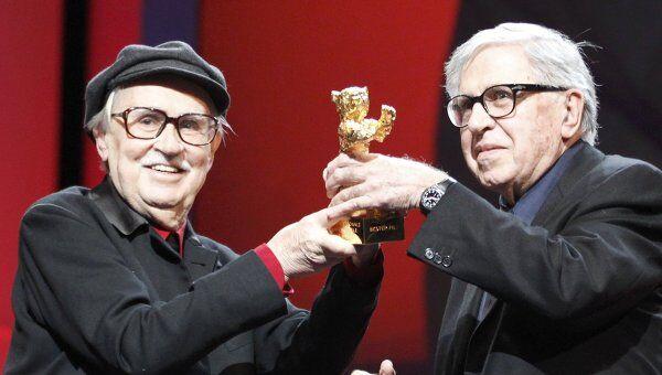 Высшую награду кинофестиваля Берлинале присудили картине братьев Паоло и Витторио Тавиани