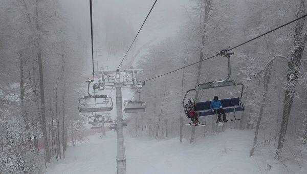 Отмена соревнований этапа Кубка мира 2012 по горнолыжному спорту