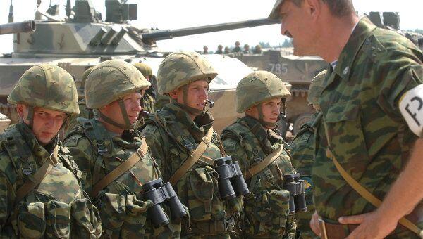 Российская армия. Архив