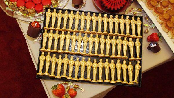 "Подготовка к церемонии ""Оскар"""