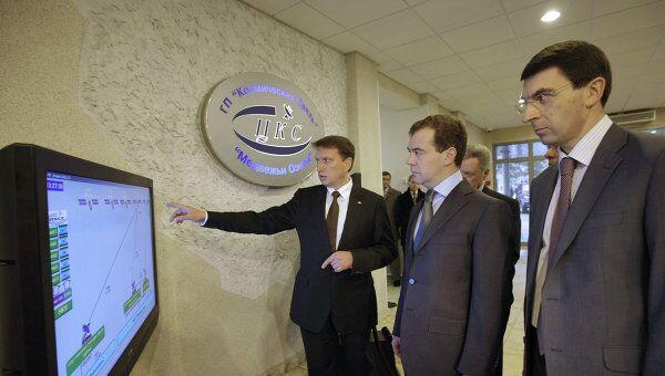 Медведев предложил название Arctic Sea для системы мониторинга судов