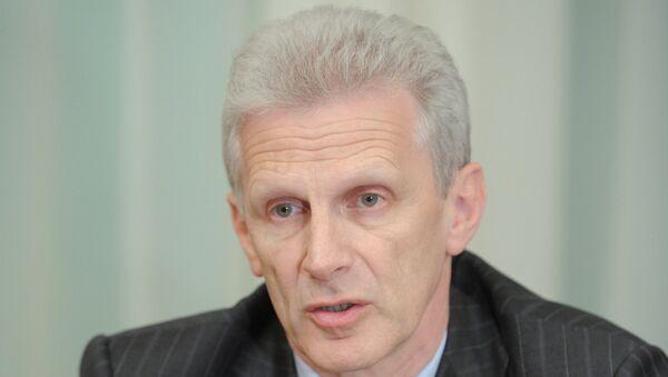 Министр образования и науки РФ Андрей Фурсенко. Архив