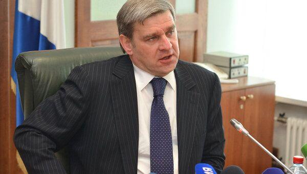 Пресс-конференция с Сергеем Дарькиным во Владивостоке
