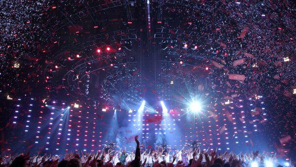 Финал Евровидения-2010
