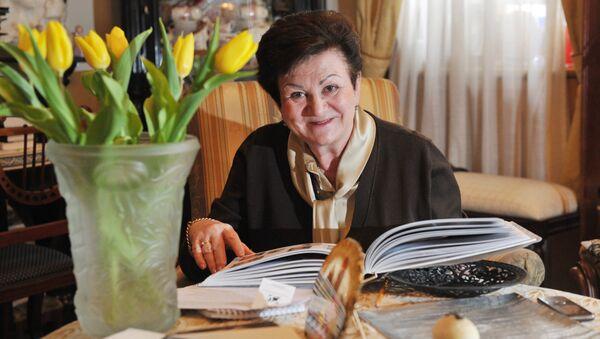 Екатерина Гениева. Архивное фото