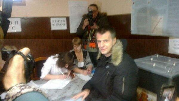 Выборы известные люди 4 марта репортер