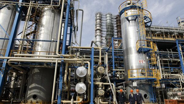 Иран. Добыча нефти. Архивное фото