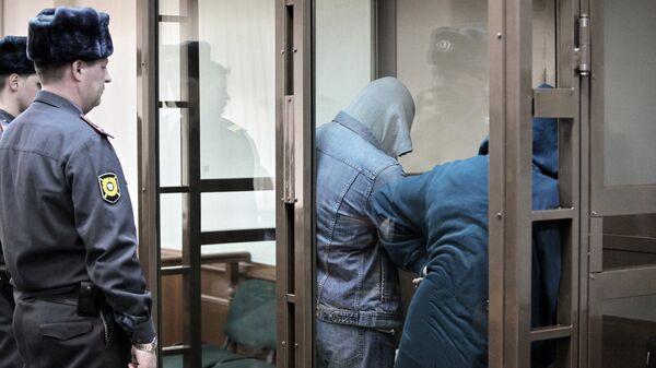 Оглашение приговора Владимиру Барсукову