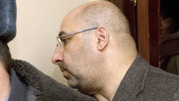 Заседание суда по делу зампредседателя ВЭБ Анатолия Балло