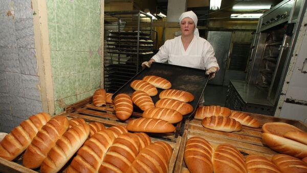 Пекарня. Архивное фото
