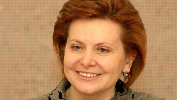 Губернатор Ханты-Мансийского автономного округа - Югры Наталья Комарова. Архивное фото