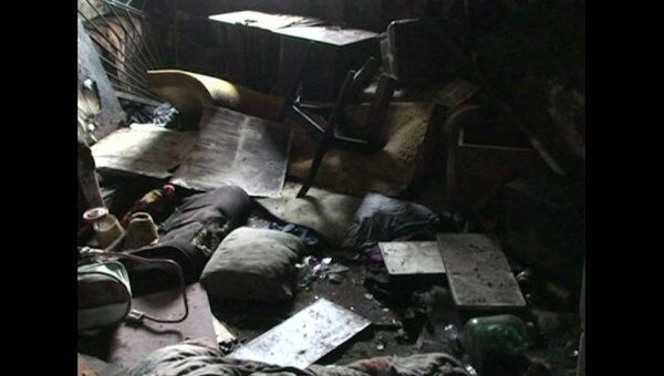 Пожар в Пермском крае, где погибли девять человек