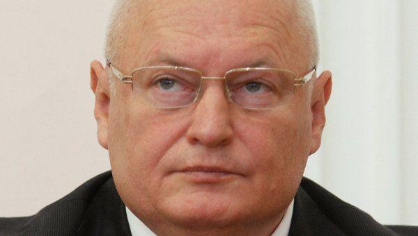 Арестованный сити-менеджер И. Бестужий