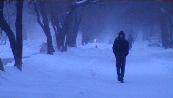 Зима в марте: в Самарской области объявлено штормовое предупреждение