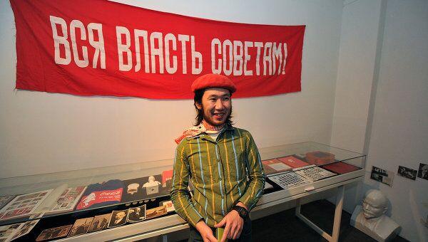 Открытие выставки Двойная перспектива: Современное искусство Японии