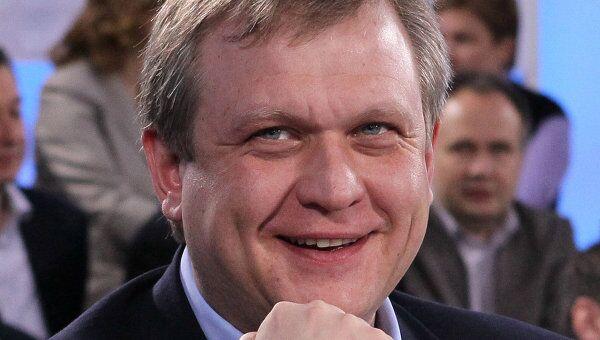 Руководитель Департамента культуры Москвы Сергей Капков