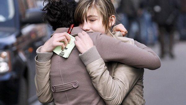 Родственники погибших в ДТП в Швейцарии