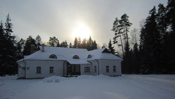 Михайловское зимой