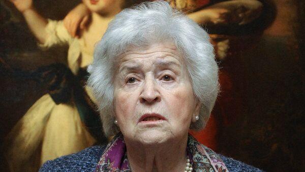 Ирина Антонова. Архив