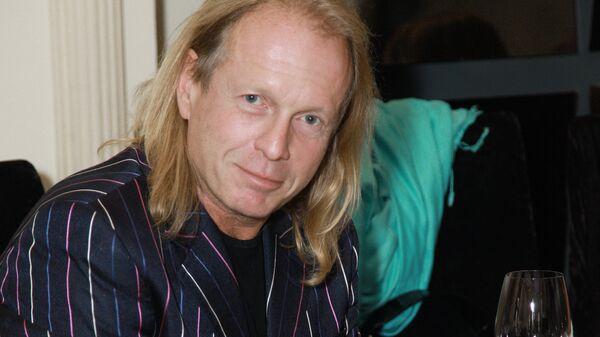 Композитор и музыкант Крис Кельми в Москве