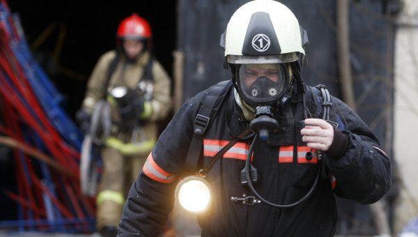 Пожарные. Архив