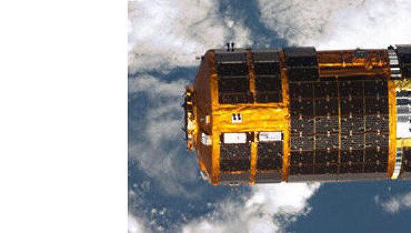 Японский космический грузовой корабль HTV