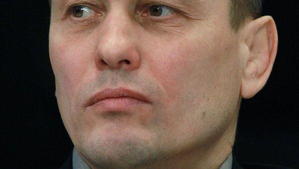 Главный тренер сборной команды России по самбо Дмитрий Трошкин. Архивное фото