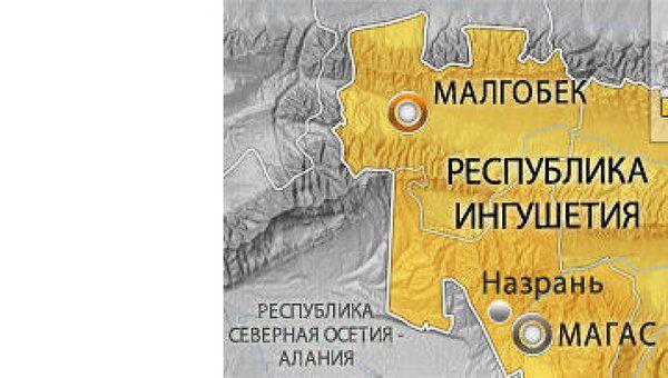Ингушетия, Малгобек