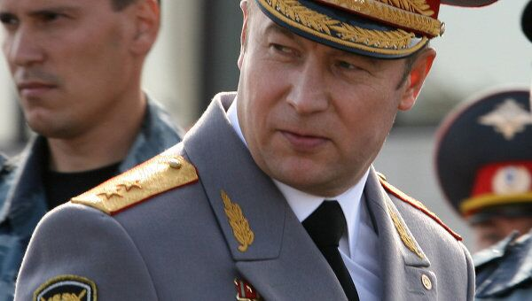 Дни милиции Татарстана открылись в Казани