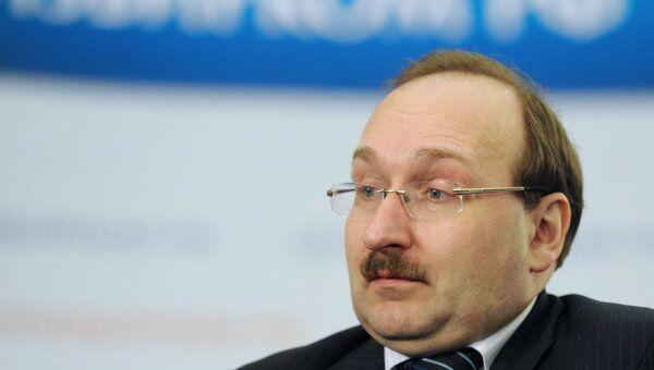 Секретарь Центральной избирательной комиссии Николай Конкин. Архивное фото