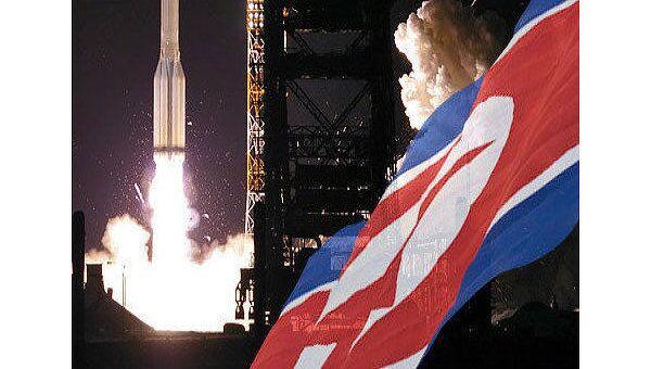 Северная Корея объявила об успешном выводе спутника на орбиту