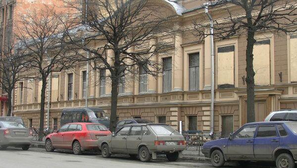 Особняк Нарышкиных в Санкт-Петербурге
