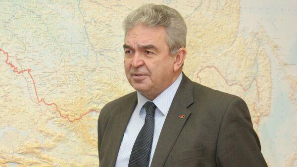 Генеральный директор Центра имени Хруничева Владимир Нестеров. Архив