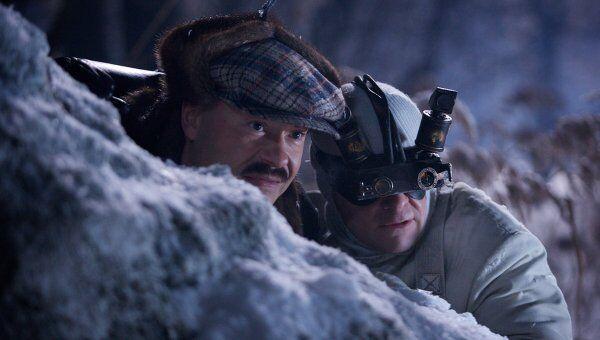 Кадр из фильма Шпион