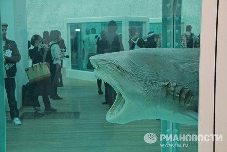Ретроспективная выставка самого дорогого художника Дэмиена Херста в Лондоне