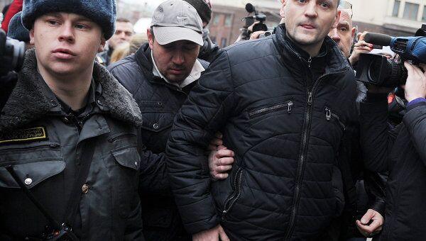 Акция оппозиции Белая Дума