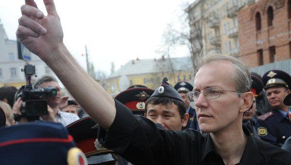 Экс-кандидат в мэры Астрахани Олег Шеин