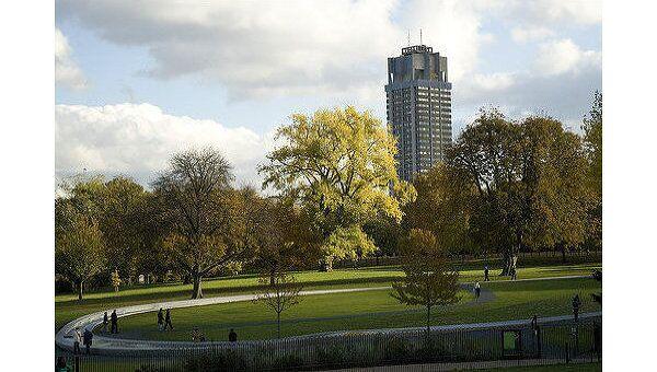 Лондонский Гайд-парк. Архив