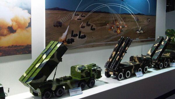 Китай не только копирует, но и рекламирует российское оружие