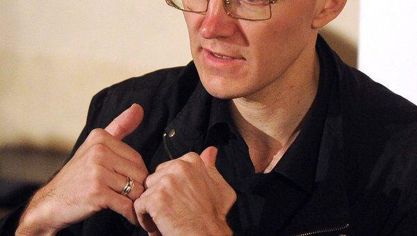 Экс-кандидат на пост мэра Астрахани Олег Шеин. Архив