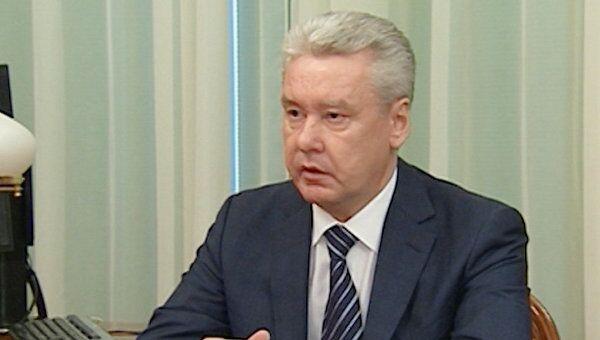 Собянин рассказал Путину, сколько стоит квадратный метр жилья в столице