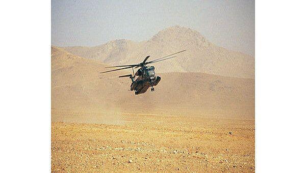 Авиация НАТО в Афганистане