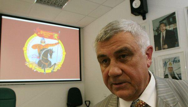 Губернатор Владимирской области Николай Виноградов. Архив