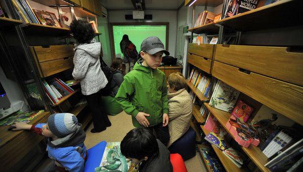 Российская детская библиотека проведет День открытых страниц