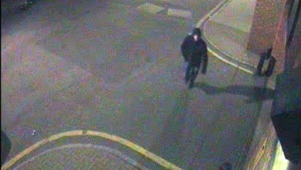Снимок подозреваемого в покушении на банкира Горбунцова с камеры наружного наблюдения в Лондоне