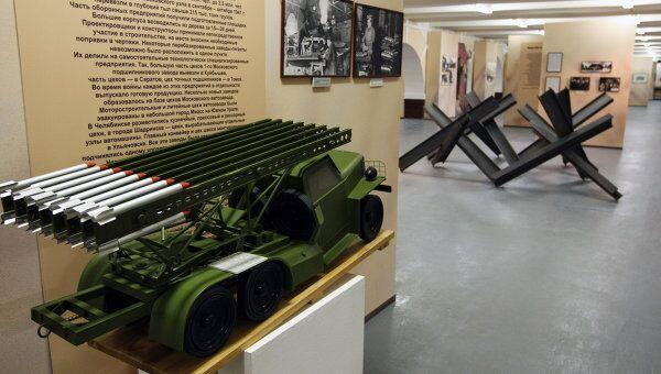 Музей Москвы на территории Провиантских складов