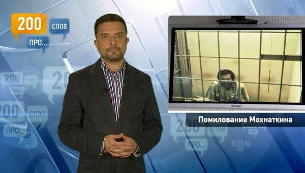 200 слов про помилование Мохнаткина
