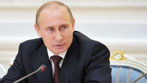 Путин поручил создать единую платежную систему в электроэнергетике