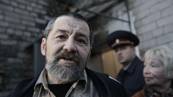 Сергей Мохнаткин. Архивное фото